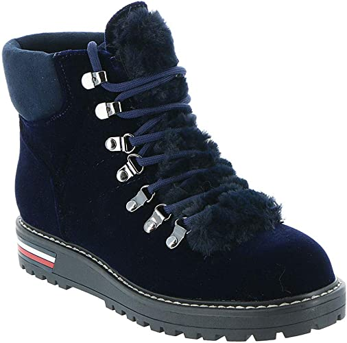 cheap price presenting innovative design Amazon.com | Tommy Hilfiger ICEE 3 Women's Boot 9 B(M) US Marine ...