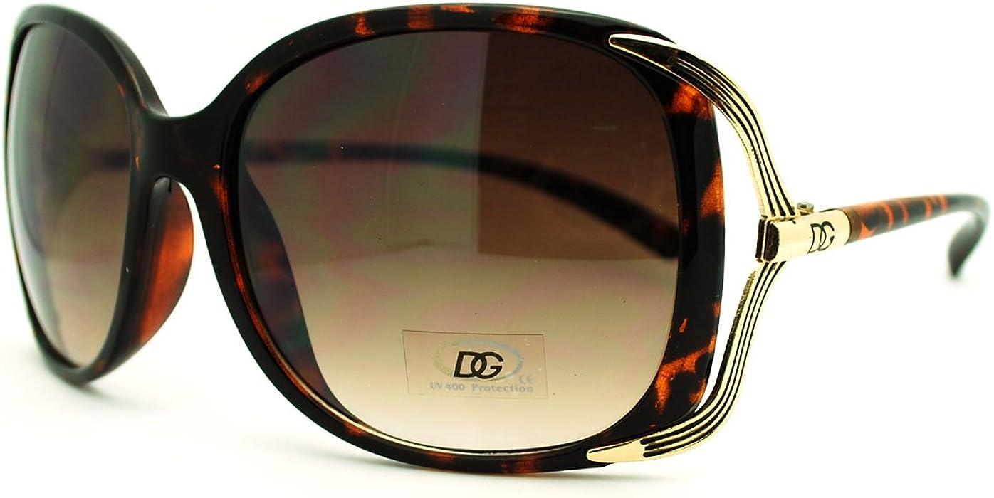 Womens Sunglasses Classic Designer Fashion Round Square Frame