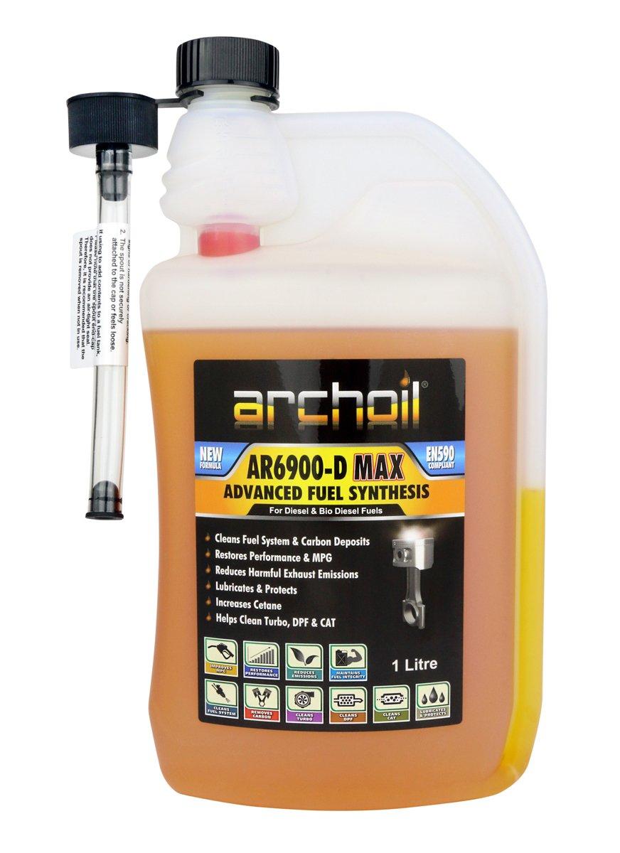 Archoil AR6900-D Max Advanced Diesel Fuel Synthesis - 1 Litre