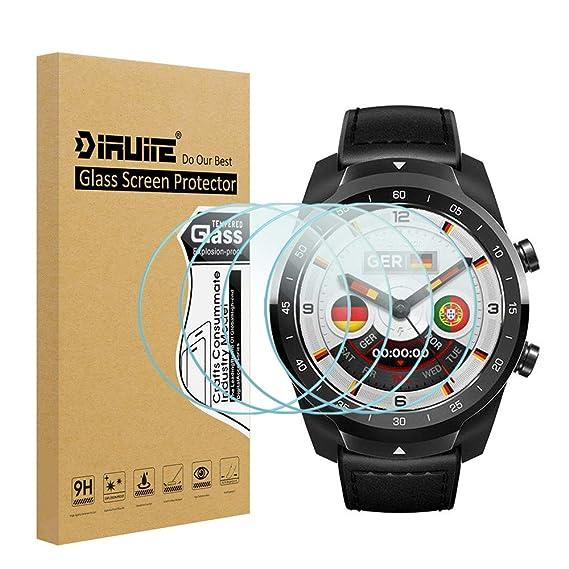 Amazon.com: Diruite - Protector de pantalla de cristal ...
