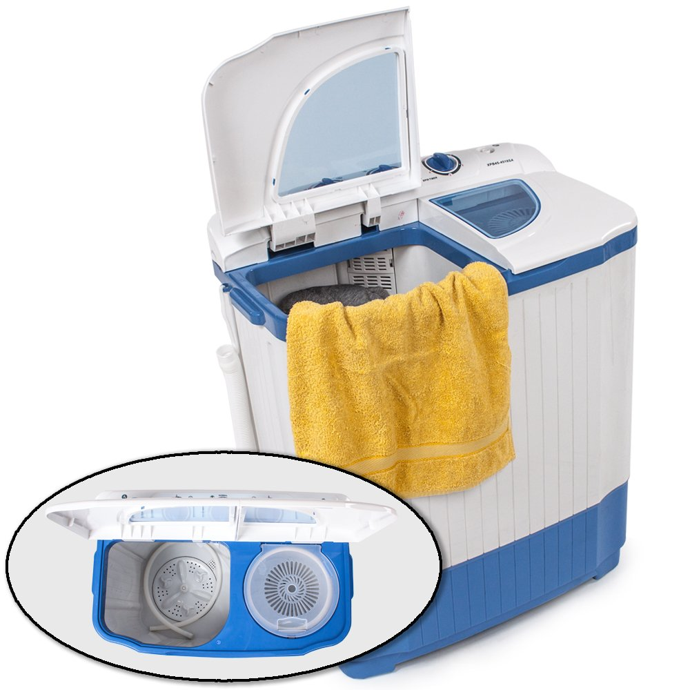 Caravan washer | Overland travel