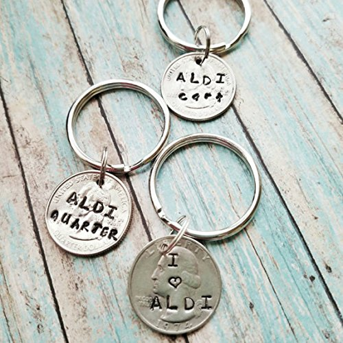 aldi-keychain-aldi-quarter-adli-cart-quarter