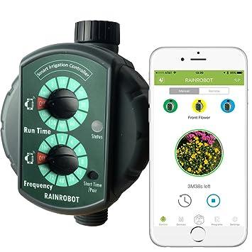 Amazoncom RainRobot SC6400 Smart Irrigation ControllerSmart