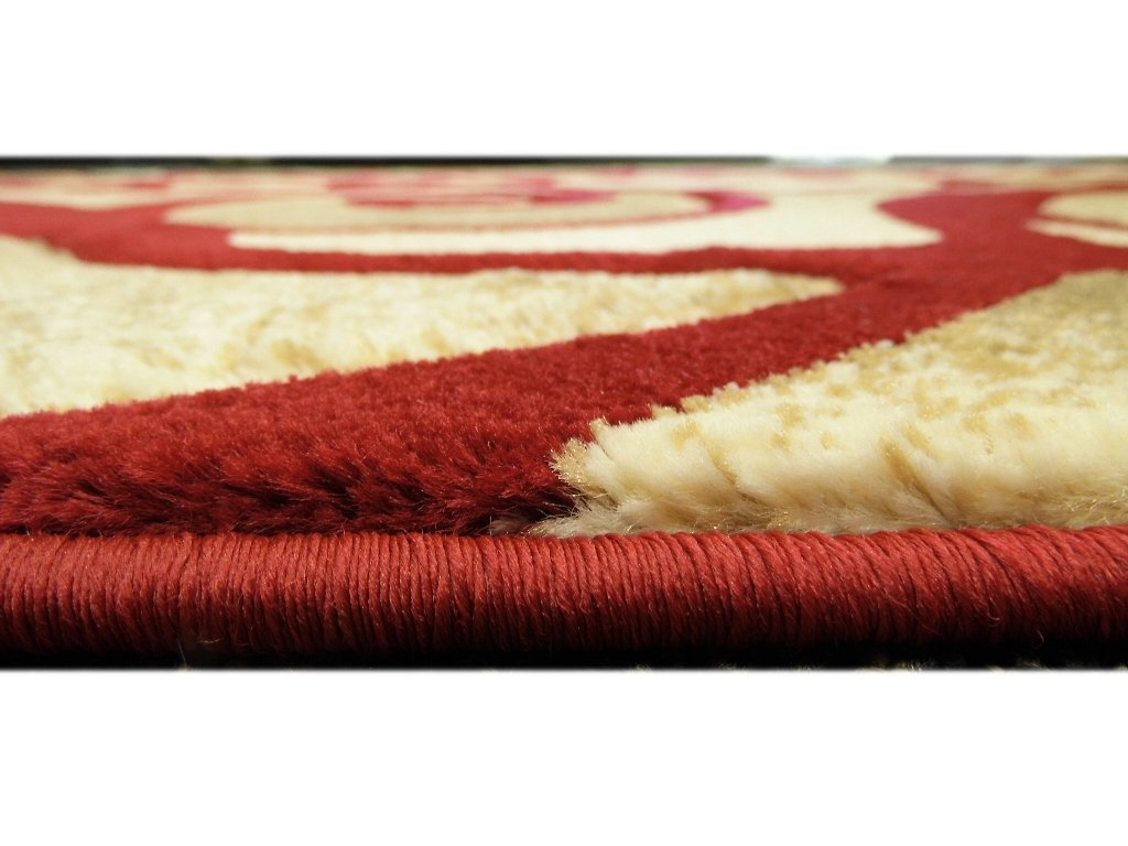 Perfect Amazon.com: Modern Area Rug # S 241 Red 8 Ft. X 10 Ft. 6 In.: Home  JT04