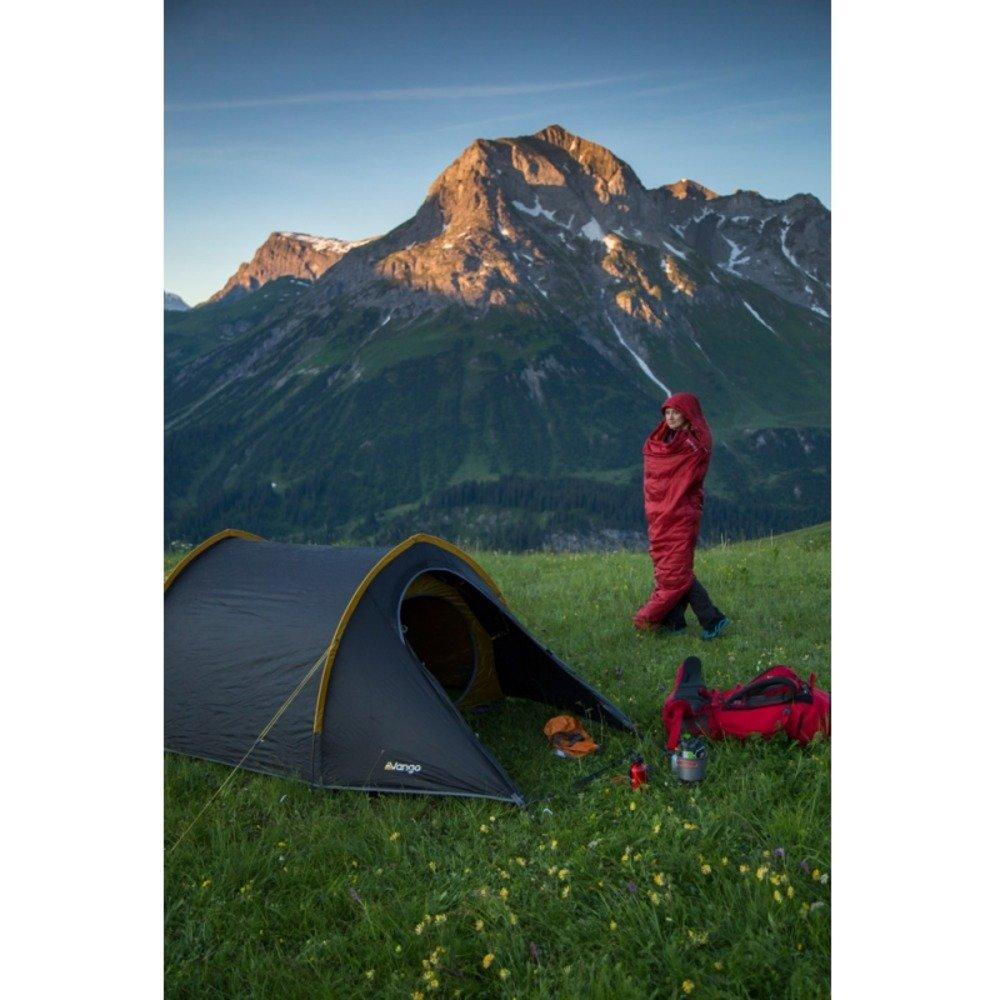 Vango Ultralite Pro 100 - Sacos de dormir - rojo 2017: Amazon.es: Deportes y aire libre
