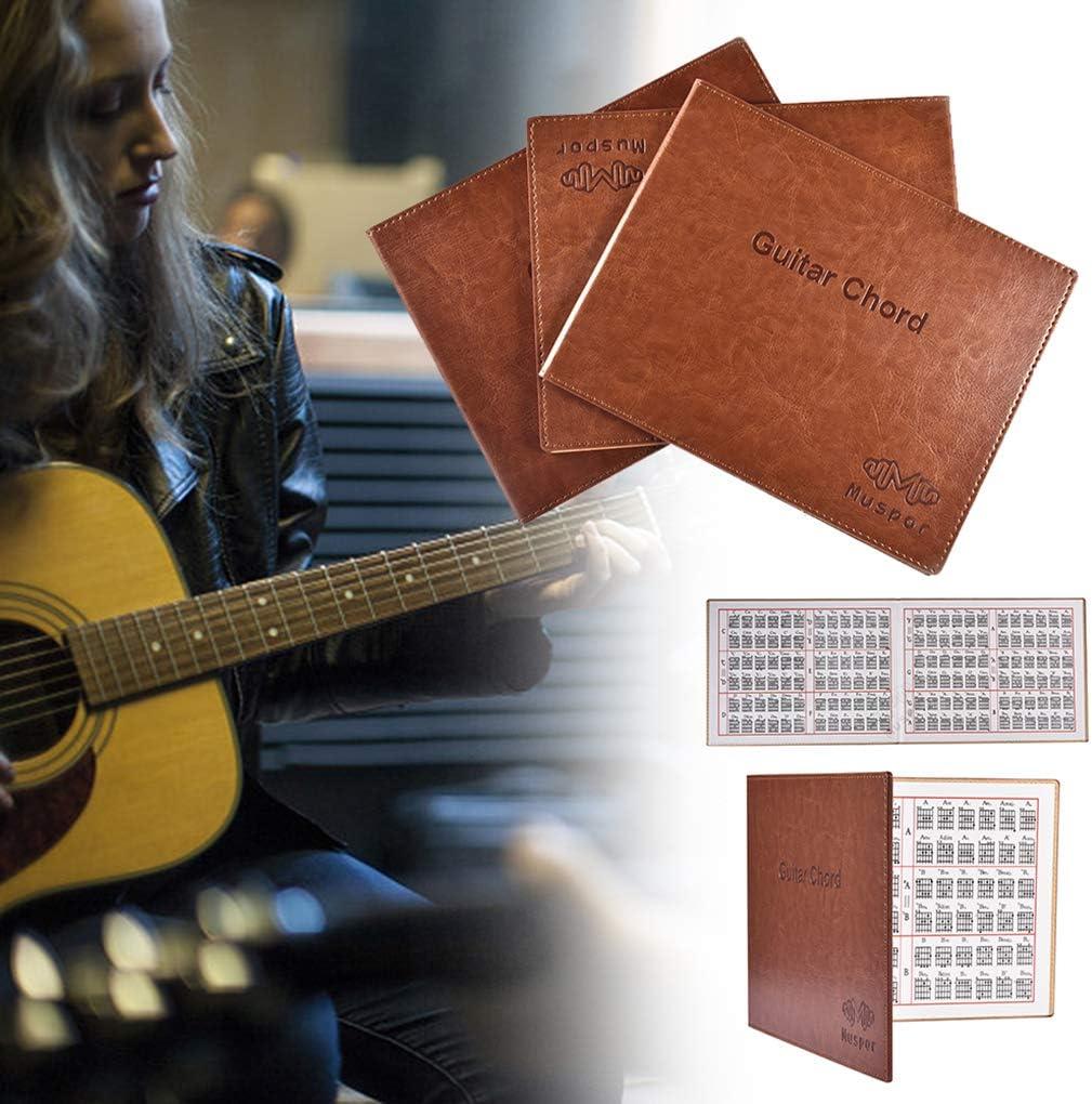 UHAoo - Funda de Piel Plegable para Guitarra eléctrica: Amazon.es ...