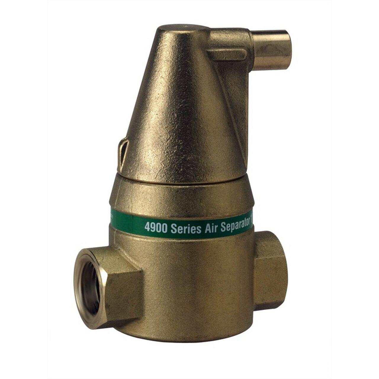 Taco 49075C-1 3/4-Inch Sweat Air Separator, Bronze by Taco