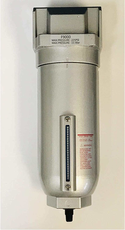 "THB-¾"" In-line Air Compressor Moisture Separator"