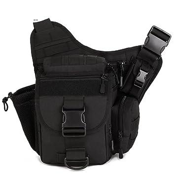 cde7358305af Freedom-vp Military Camera Bag Pack Multi-functional Tactical Messenger Bag  Waist Pack For