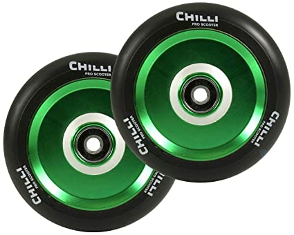 Amazon.com: Chilli Pro Scooter Pop Rueda – 110 mm: Toys & Games