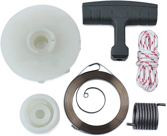 Husqvarna 587455904 Chainsaw Recoil Starter Pulley Kit Genuine Original Equip#06