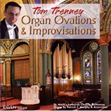 Organ Ovations & Improvisations