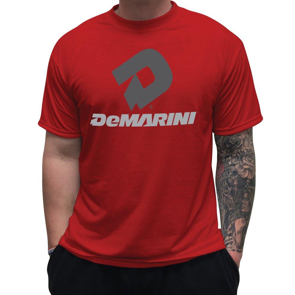 DeMarini Stacked Dメンズ野球/ソフトボールTシャツ B0771VLRXP XX-Large|Buckeye Buckeye XX-Large