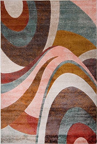 Home Dynamix HD5382-991 2NA-HD5382-991 Area Rugs, 6'7