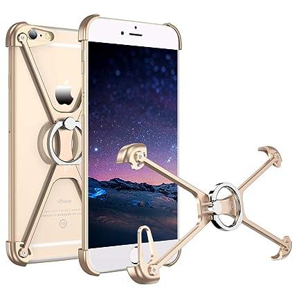 Amazon.com: OATSBASF - Carcasa para iPhone 6 y 6S, diseño de ...
