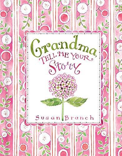 Grandma Tell Me Your Story - Keepsake Journal