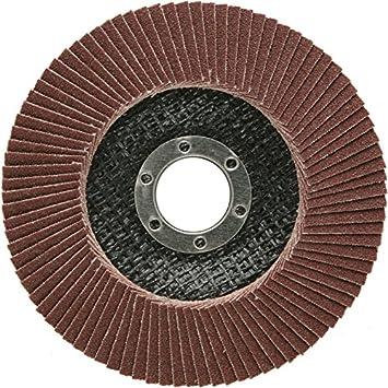 marrone a lamelle abrasive Grana 80 SBS Disco professionale 125 mm
