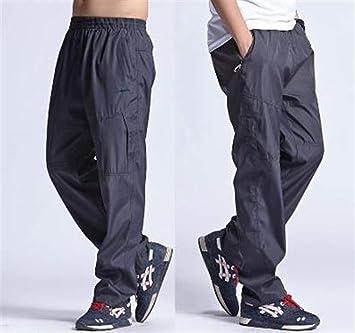 Pantalones de chándal de chándal for hombre, pantalones de chándal ...