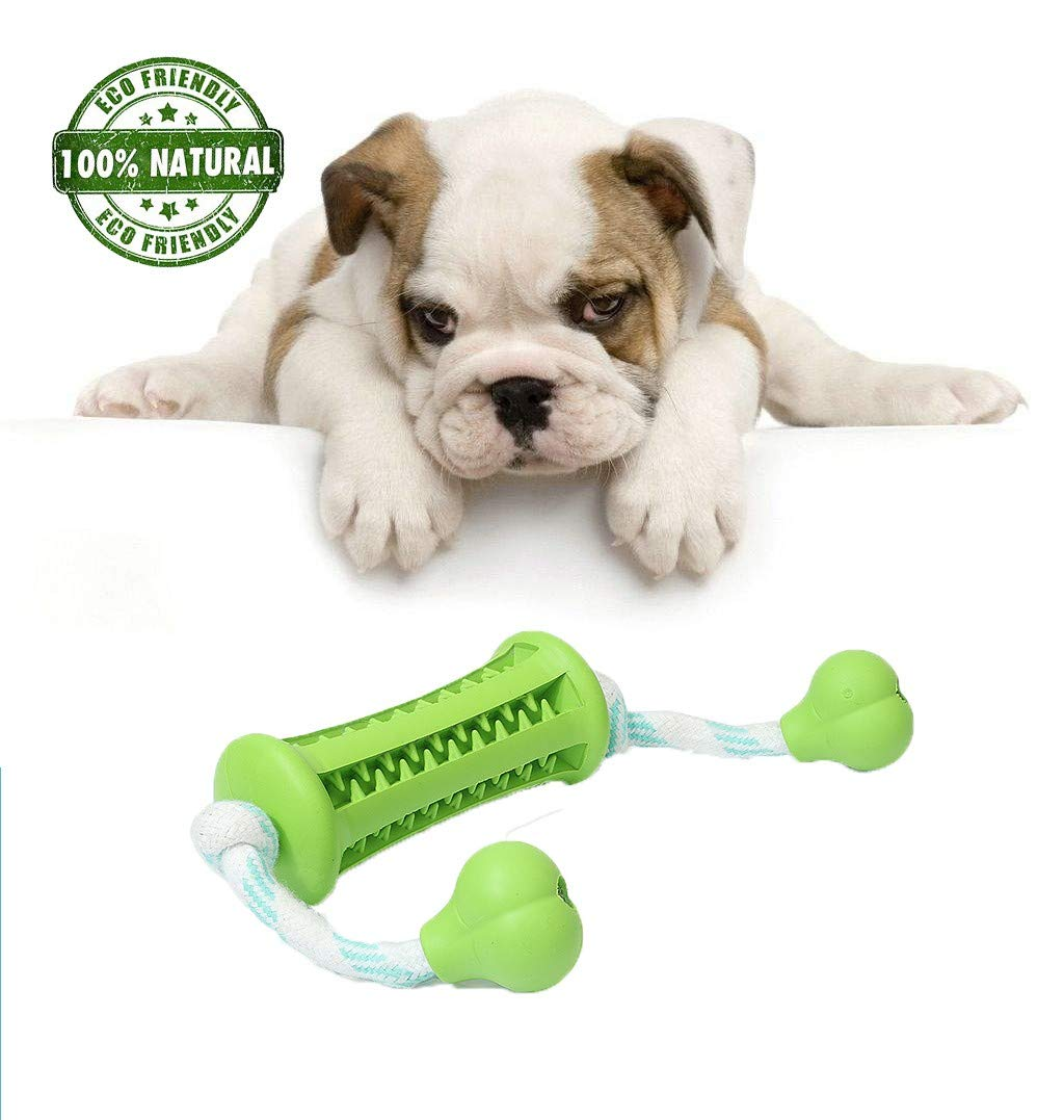 LIANGZHI Mordedor Perro Resistente,Dog Brushing Stick Juguete para ...