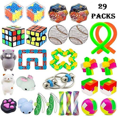 Party Favors For Kids Toys Assortment Bundle - Goody Bag Fillers, Party Toys, Classroom Rewards, Carnival Prizes, Pinata Filler, Treasure Box, Birthday Party Toys Supplies