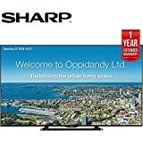 """Sharp 70"""" Full HD Commercial LED-LCD TV (PN-LE701) with 1 Year Extended Warranty"""