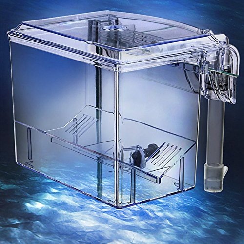 New arrival wall rack aquarium fish tank isolation box aquarium box large incubation box   isolation box, not pump