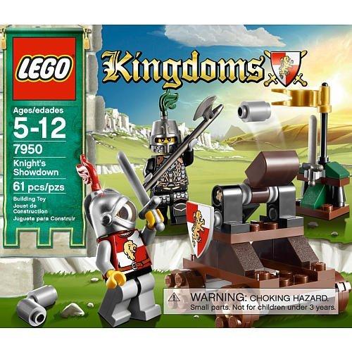 Buy lego kingdoms knight's showdown 7950