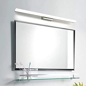 Amazon Modern Bathroom Wall Light Mirror Front LED Lighting Cool Modern Bathroom Vanity Lights
