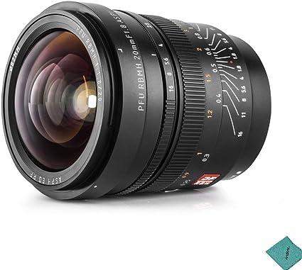 Viltrox Fe 20mm F1 8 Full Frame Objektiv Für Sony E Kamera