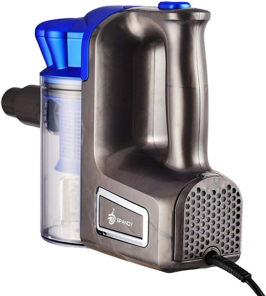 Cleaner Xinjin Filtre HEPA pour aspirateur Vertical Domestique sans Sac 4 Sortes de têtes de Brosse 2 en 1 Pink