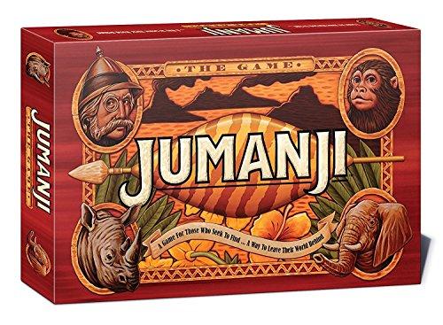JUMANJI JBG000001 - Juego de tablero, Version Inglesa, Multicolor