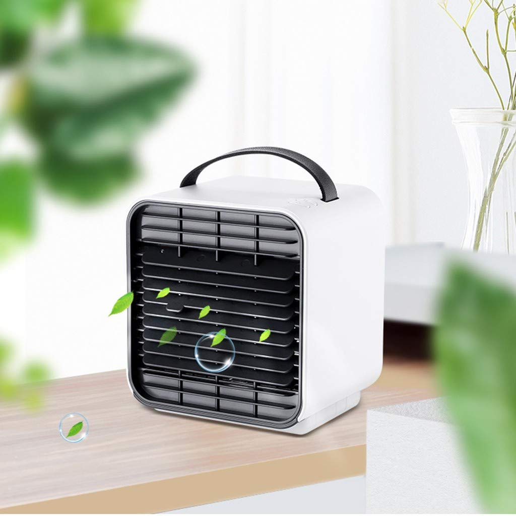 Home Outdoor Portable Mini Fan LEEDY Portable Mini Air Conditioner Cool Cooling For Bedroom Cooler Fan