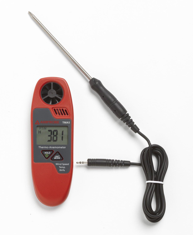 Amprobe TMA5 Mini Vane Anemometer