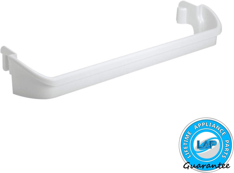 Lifetime Appliance 240535101 Door Bar Rack Compatible with Frigidaire or Kenmore Refrigerator