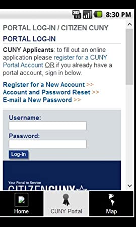 Amazon com: iCUNY: Appstore for Android