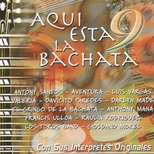 UPC 879352515322, Aqui Esta La Bachata 9
