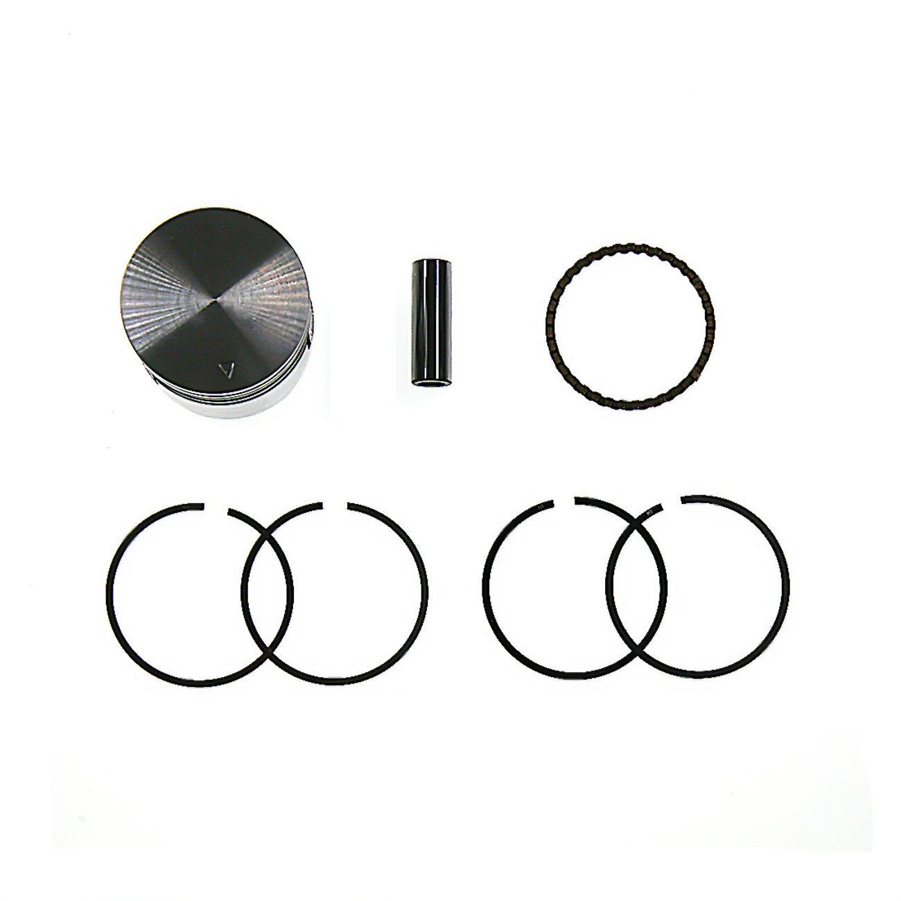 JRL 35 mm Kolben Ring Kit Fit Honda GX25 gx25 N gx25nt 592218 Abschließ barer hht25s umc425 WX10 Motor Huang Machinery