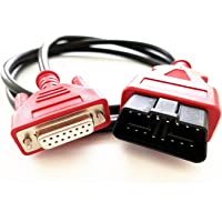 PETER LI Hoofdtestkabel geschikt voor Autel Maxisys MS908 PRO Maxisys Elite Connect Cable Cardiagnostic Tool OBD2 1 6pin…