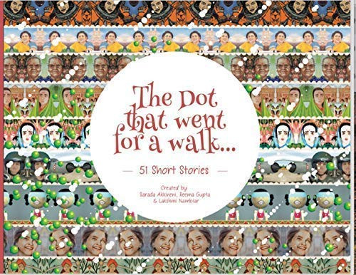 The Dot that went for a walk... (51 Short -