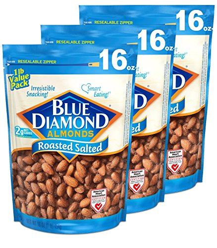 diamond almonds chocolate - 9