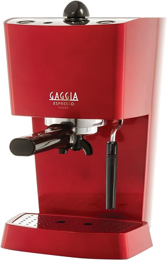 Gaggia RI8154/80 - Cafetera (Independiente, Máquina espresso, 1,25 ...