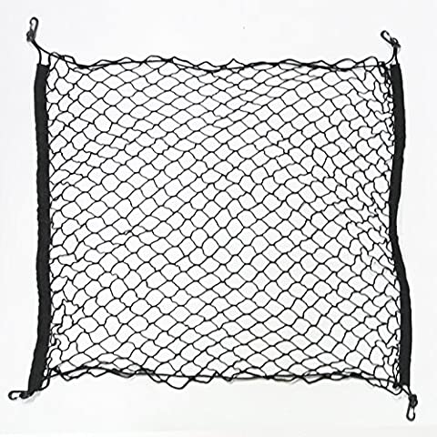 LT Sport SN#100000000839-223 For Honda Elastic Cargo Mesh Organizer Nylon Trunk Net - 2000 Honda Civic Trunk