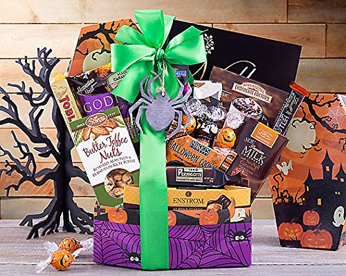 Halloween Chocolate and (Godiva Halloween)