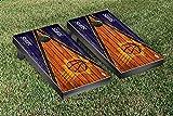 Phoenix Suns NBA Basketball Regulation Cornhole Game Set Triangle Weathered Version