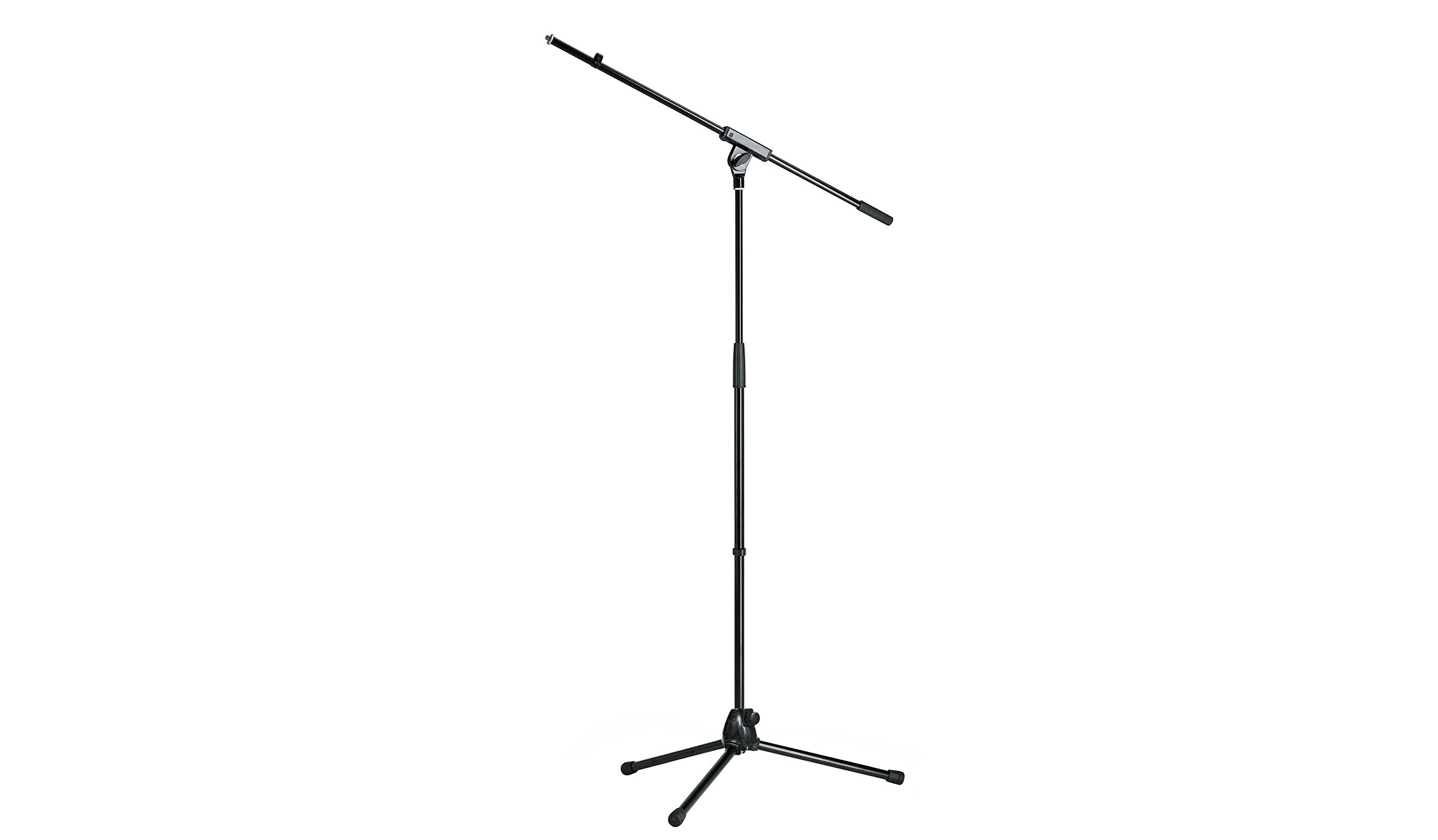 K & M Mic stand with boom arm by K & M