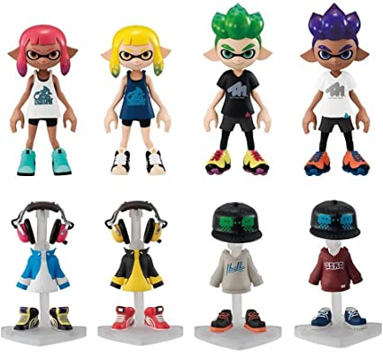 """Bandai /""""Splatoon 2 Customized gear Collection 3/"""" eight ... No sweets"""
