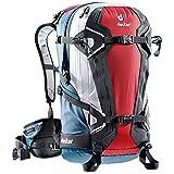 Deuter Freerider Pro 30 Backpack - Fire/Arctic