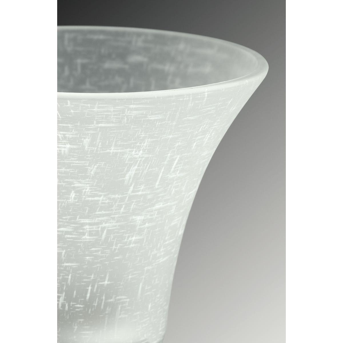 Progress Lighting P2762-15 Contemporary//Soft 2-100W Med Bath Bracket Polished Chrome