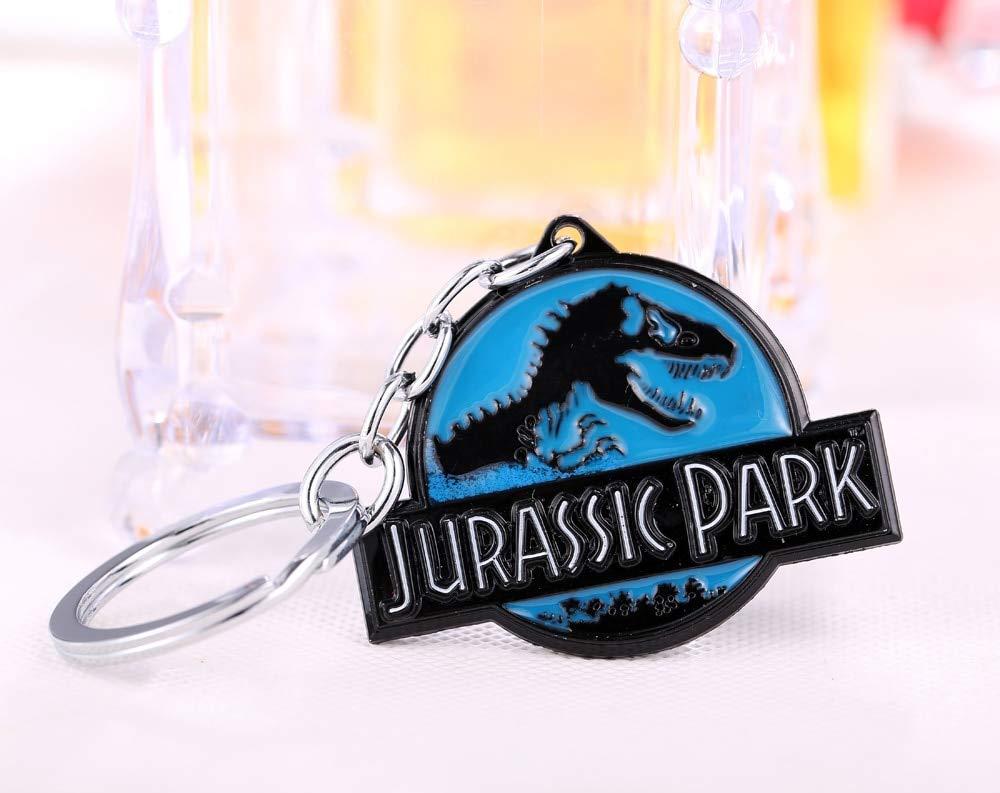 TUDUDU Jurassic Park Dinosaurio Llavero Puede Drop-Enviar ...