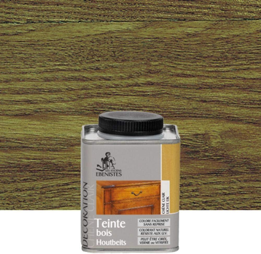 Tinte madera Lakeone para la restauración de muebles- 225 ml - (Nogal)